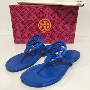 Authentic Tory Burch Miller Sandal
